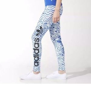 ADIDAS Women's Bermuda Leggings S19996 Size XSMALL
